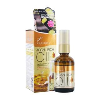 U.P($16.90)Argan Oil Rich Moisture 60ML