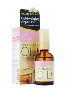 U.P($16.90)Argan Rich Hair Treatment Oil 60ML