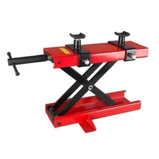 Mini Scissor Lift Jack Stand