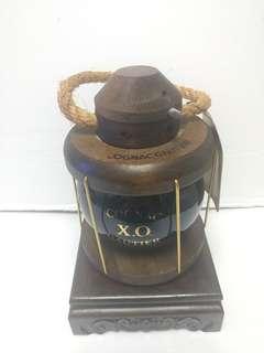 舊酒收藏航海系列古帝提燈X0干邑7ooml