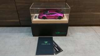 1/18 Liberty Walk Lamborghini Huracan LP610 (Flash Pink)