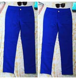 Royal Blue Trouser