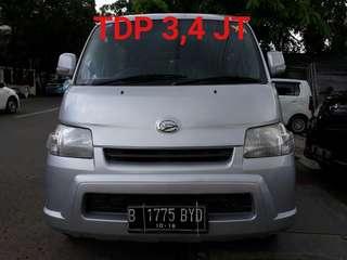 Daihatsu GranMax 1500-D 2013 AC/PS Tdp 3.4 jt