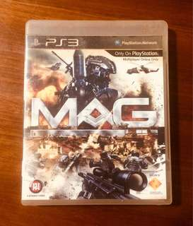 Ps3 Game MAG
