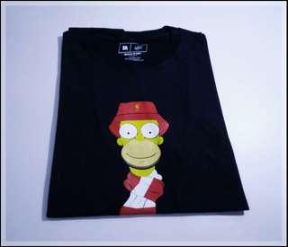 T-shirt Homer Simpson LFC