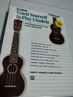Ukulele Teach Yourself!