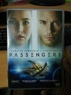 Original DVD Passenger