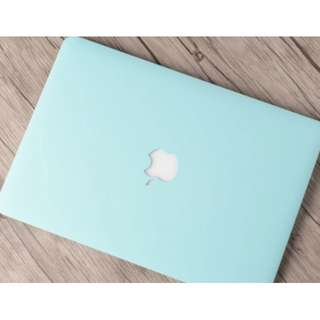 *Brand New* Macaron Blue MacBook Air 13 Inch Matte Case