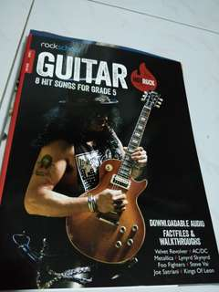 Guitar Rockschool Grade 5 Hot Rock