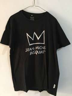 Basquiat official tees
