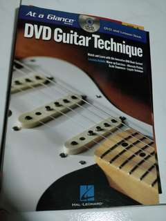 Guitar Technique Book