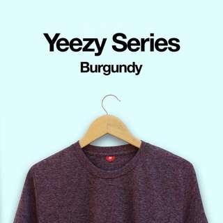 Kaos polos yeezy series