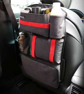 韓國製造 汽車用椅背多用途雜物袋