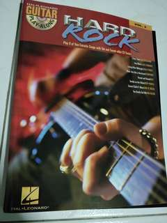 Hard Rock Song Book