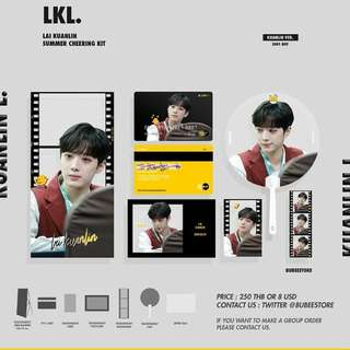 Lai Kuan Lin Summer Kit ♡