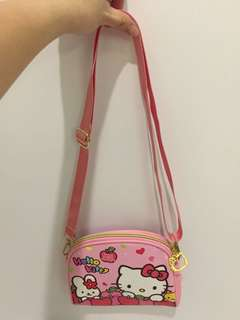 Hello Kitty sling handbag/pouch for girls