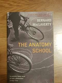 The Anatomy school book