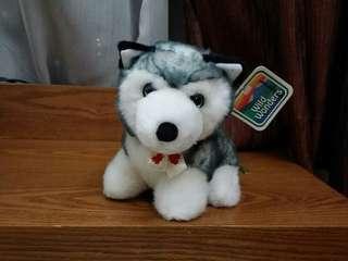 🚚 Husky Soft Toy