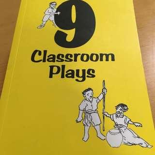 9 Classroom Plays