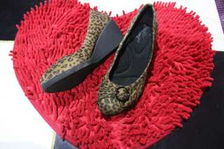 Wedges leopard