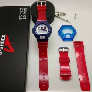 G SHOCK DW6900 LIMITED EDITION