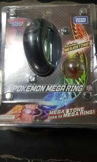 New-Pokemon mega ring