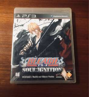 BLEACH Soul Ignition Ps3 Game