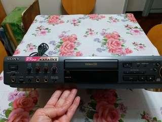 Sony VCD機