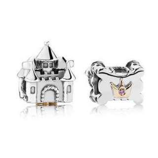 🚚 Pandora 《正品專櫃》城堡🏰charm