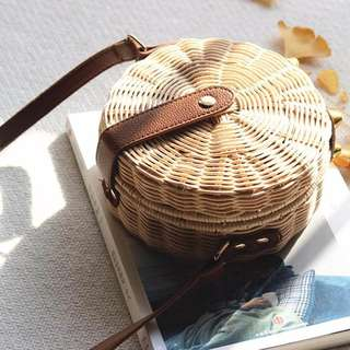 RATTAN SLING BAG from BALI, INDONESIA
