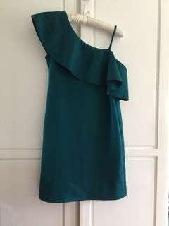 Apartment 8 inspired jade dress