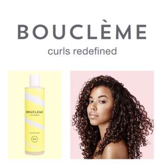 Curl care for curly hair and perm hair
