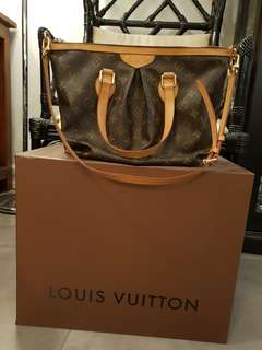 Louis vuitton Palermo PM (Original) from greenbelt