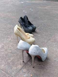 🚚 超質感 舞台鞋 高跟鞋