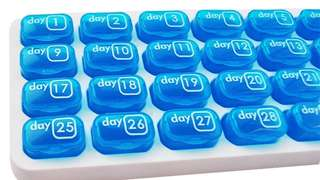 Brand New 31 days Pill Box