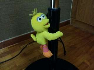 Big Bird Clip On Toy
