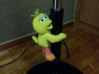 Big Bird Clip On Toy