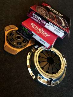 EXEDY CLUTCH 3 PUCK FOR HONDA D SERIES