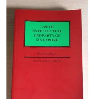 Law of Intellectual Property of Singapore (2nd Edition)