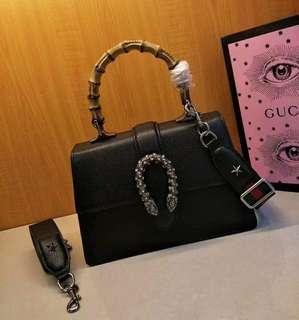 Gucci Bamboo Handbag with strap