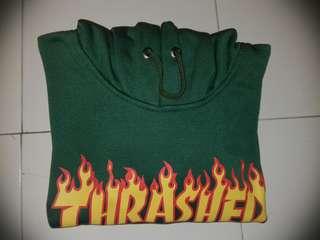 Hoodie thrasher