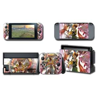 Nintendo Switch Decal Skin Digimon AngelWomon