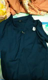🚚 JRGS 深藍色高爾夫球衣(M)