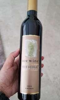BRAND NEW RED WINE & ICE WINE.