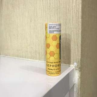 Sephora lip scrub honey