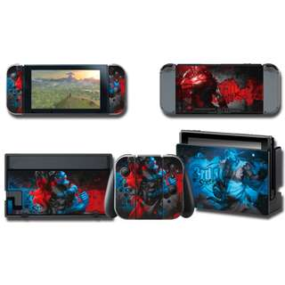 Nintendo Switch Decal Skin Street Fighter 3