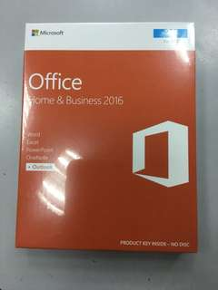 Microsoft Office 2016 Home n business
