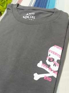 Anti social social club TSHIRT.SPECIAL EDITION!
