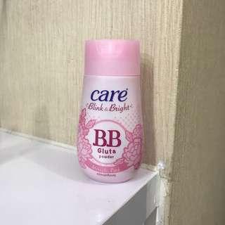 Care bb gluta powder