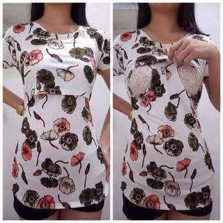 New stocks! NURSING BLOUSE
